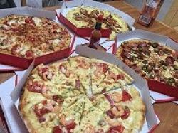 pizza party!!